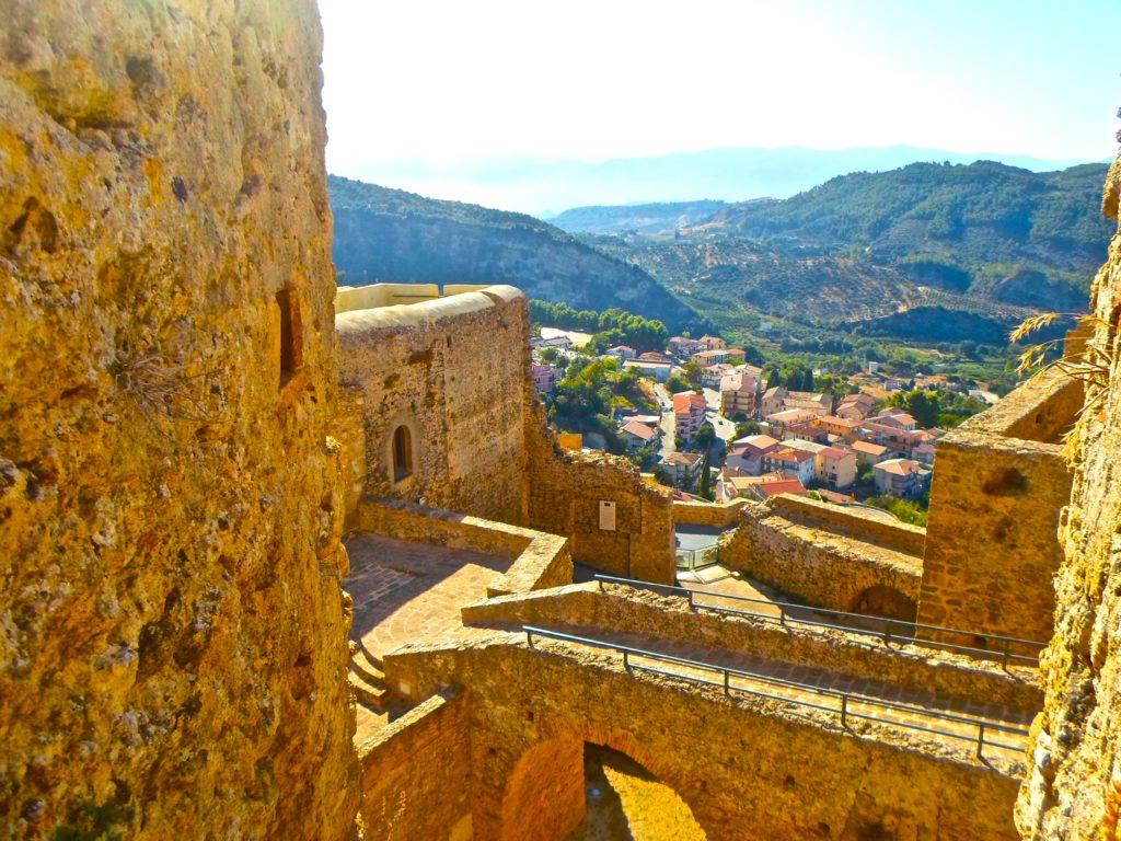 Veduta dal bastione del Belvedere